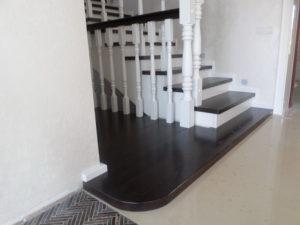 Дерев'яні сходи, фото №1