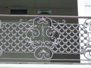 Ковані балкони, фото №1