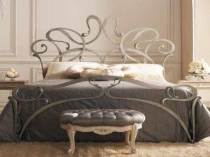 Коване ліжко, фото №1