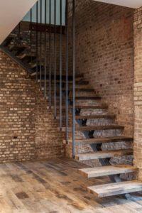 Металеві сходи, фото №1