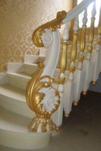 Різблені сходи, фото №1