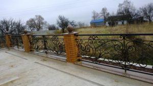 Ковані балкони, фото №10