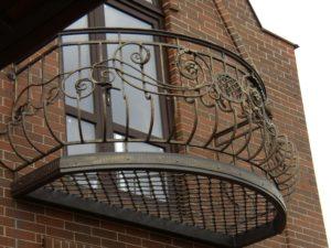 Ковані балкони, фото №12