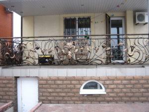 Ковані балкони, фото №13