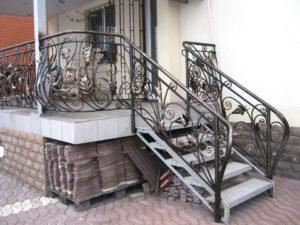 Ковані балкони, фото №14
