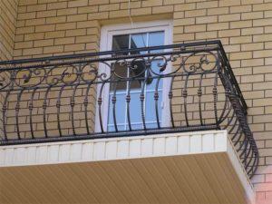 Ковані балкони, фото №15