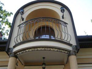 Ковані балкони, фото №16