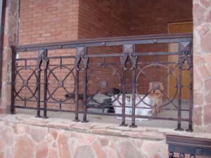 Ковані балкони, фото №17