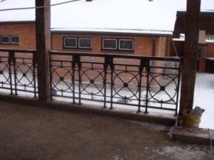 Ковані балкони, фото №18