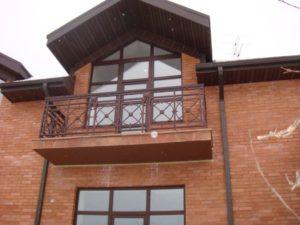 Ковані балкони, фото №19