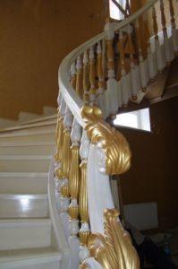 Різблені сходи, фото №2
