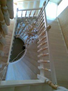 Різблені сходи, фото №3