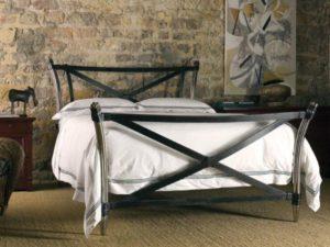 Коване ліжко, фото №4