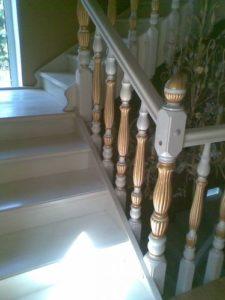 Різблені сходи, фото №4