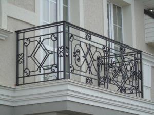 Ковані балкони, фото №5