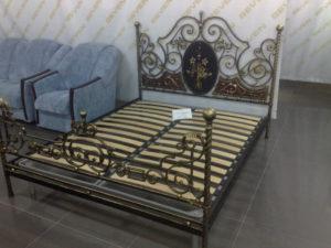 Коване ліжко, фото №5