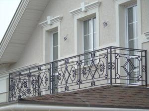 Ковані балкони, фото №6