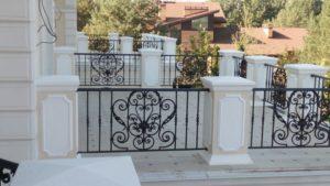 Ковані балкони, фото №7