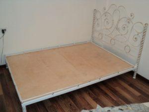 Коване ліжко, фото №2