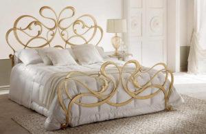 Коване ліжко, фото №8