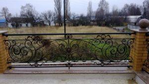 Ковані балкони, фото №9