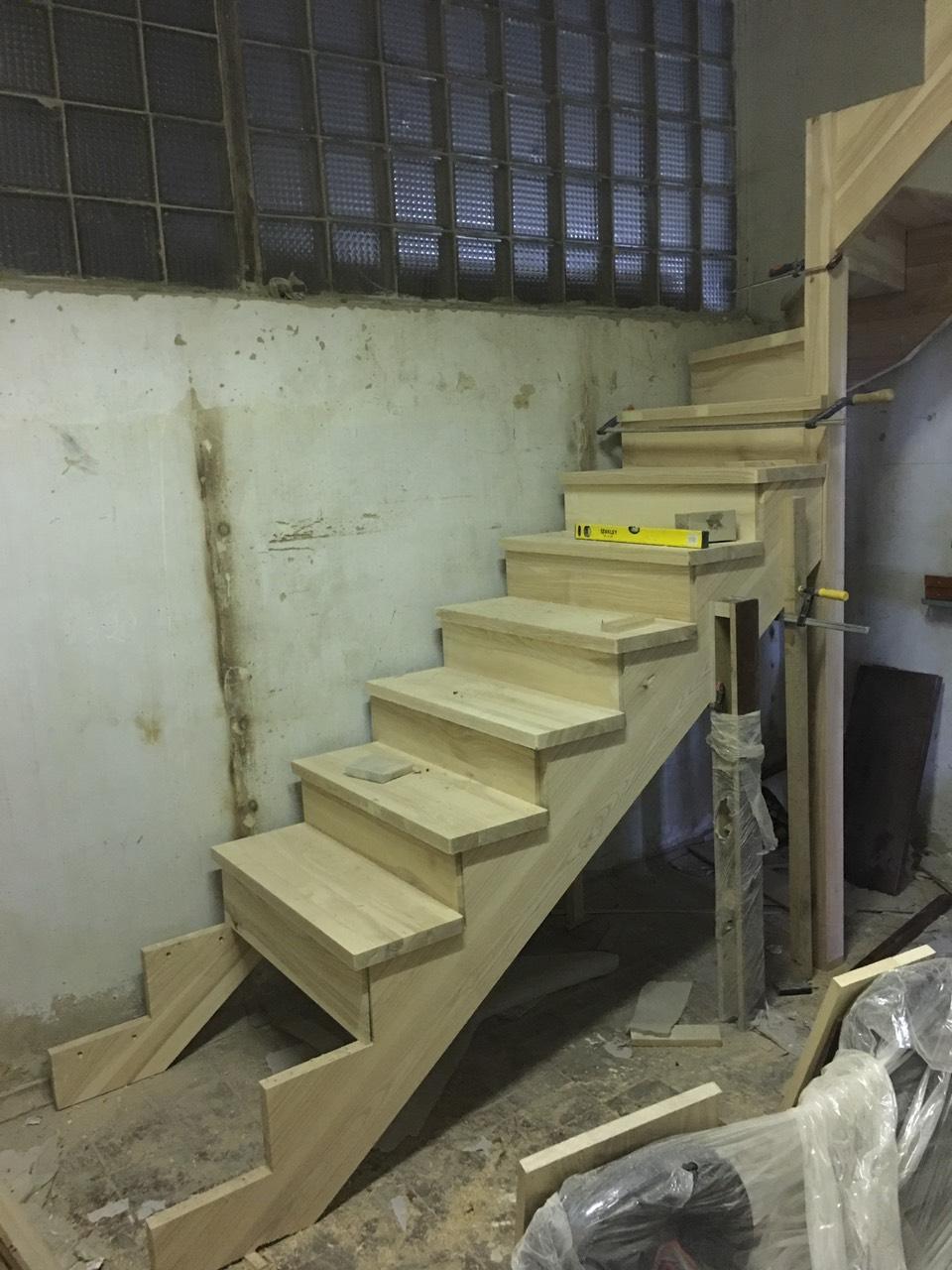 Моделювання сходів в цеху
